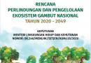 Kepmen LHK No. 246 Tahun 2020 tentang Rencana Perlindungan Ekosistem Gambut (RPPEG) Nasional Tahun 2020-2049